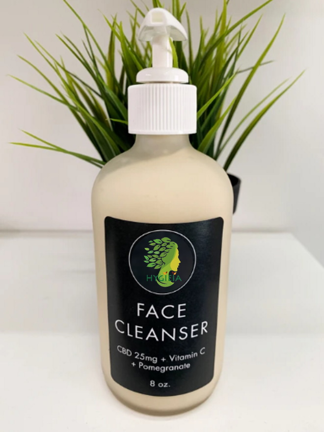 25mg Face Cleanser w/ Dragon's Blood