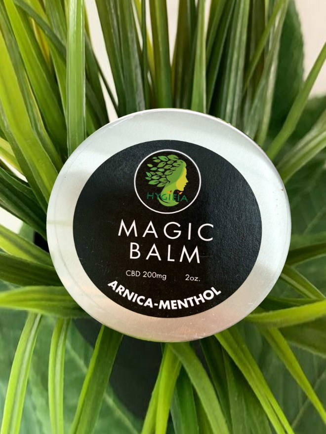 200mg Magic Balm